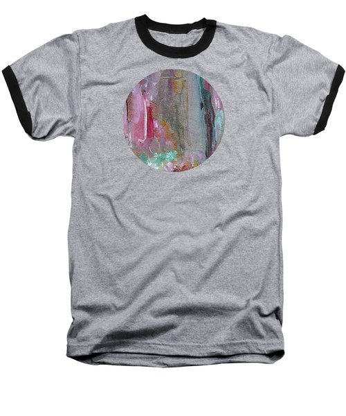 Baseball T-Shirt featuring the painting The Entrance by Mary Wolf