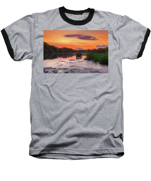 The Eve On The River Baseball T-Shirt
