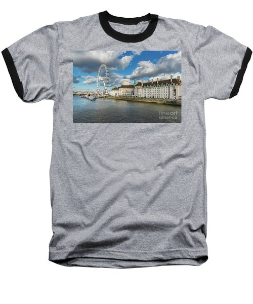 The Eye London Baseball T-Shirt