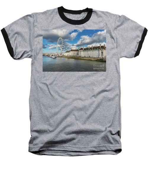 The Eye London Baseball T-Shirt