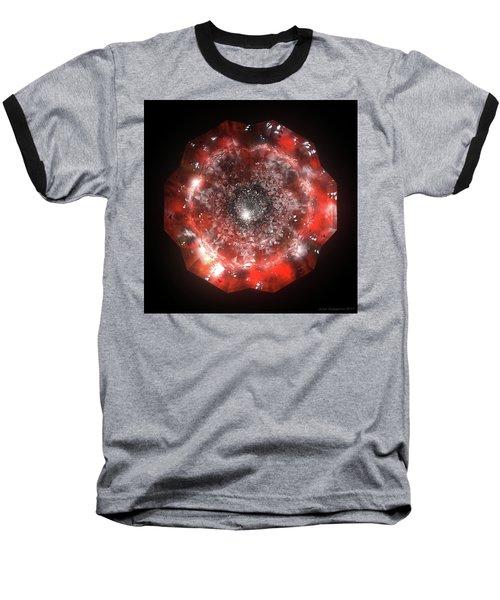 The Eye Of Cyma - Fire And Ice - Frame 50 Baseball T-Shirt