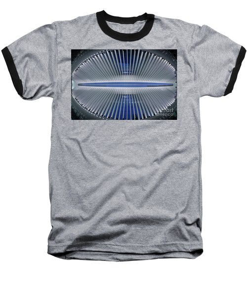 The Eye Of Oculus  Baseball T-Shirt