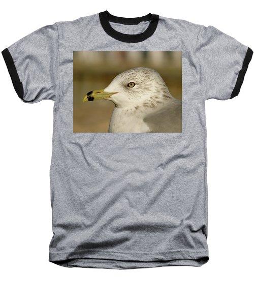 The Eye Of The Seagull Baseball T-Shirt