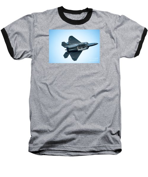 The F22 Raptor Baseball T-Shirt