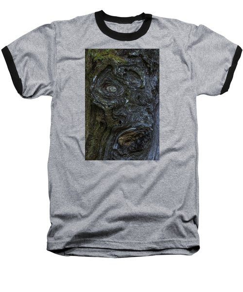The Face Baseball T-Shirt