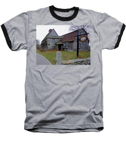 The Fairbanks House Baseball T-Shirt