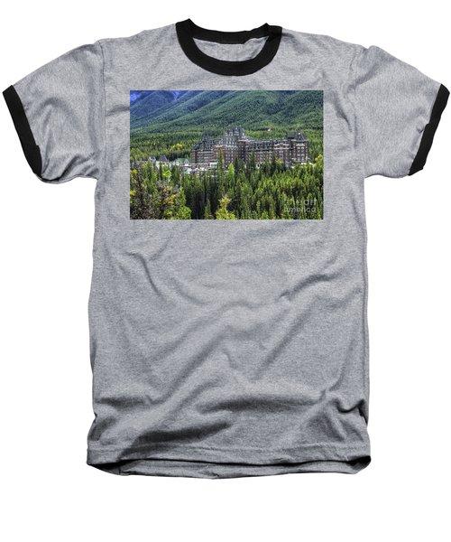The Fairmont Banff Springs Baseball T-Shirt
