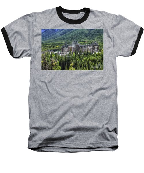 The Fairmont Banff Springs Baseball T-Shirt
