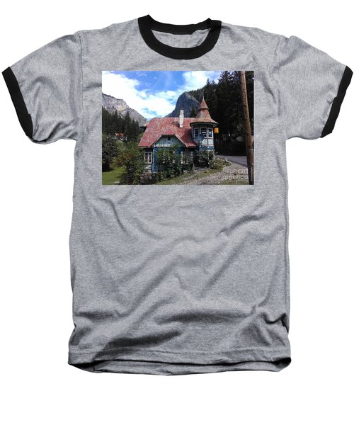 The Fairy Tale House  Baseball T-Shirt