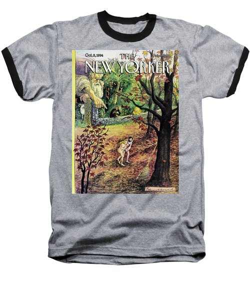 New Yorker October 3rd, 1994 Baseball T-Shirt
