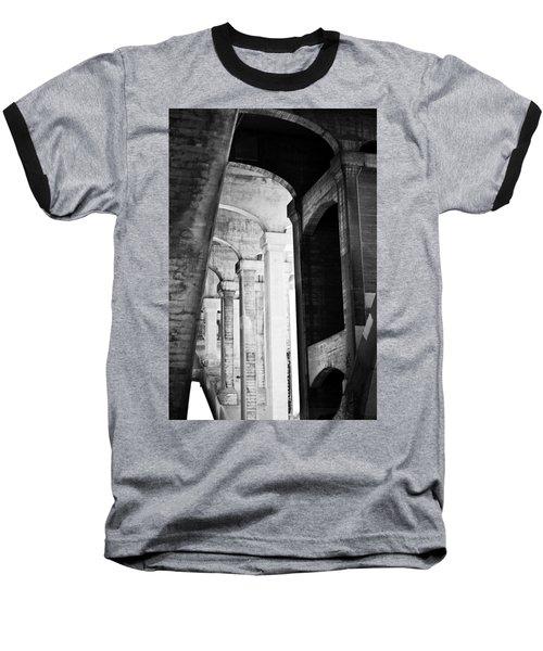 the fall of the house of Escher Baseball T-Shirt