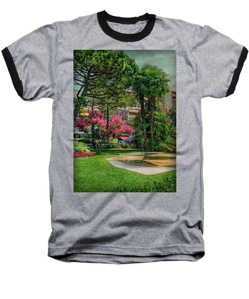 Baseball T-Shirt featuring the photograph The Fancy Swiss South-west by Hanny Heim