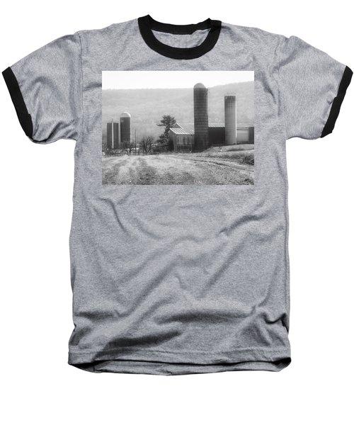 The Farm-after Harvest Baseball T-Shirt