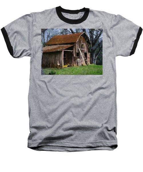 The Farm Baseball T-Shirt