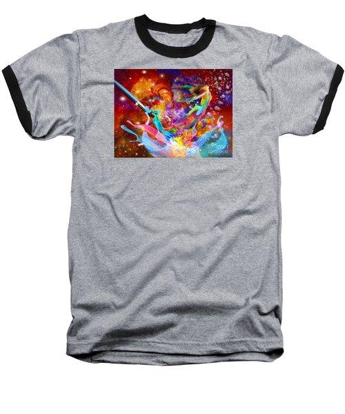 The Fathers Paint Brush Baseball T-Shirt