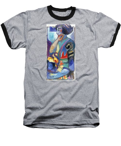 The Father's Touch Baseball T-Shirt