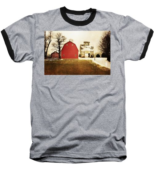 The Favorite Baseball T-Shirt by Julie Hamilton