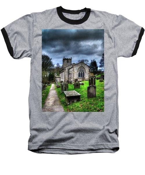 The Fewston Church Baseball T-Shirt