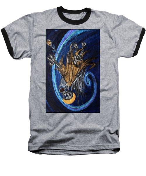 The Fffallen Angel Baseball T-Shirt