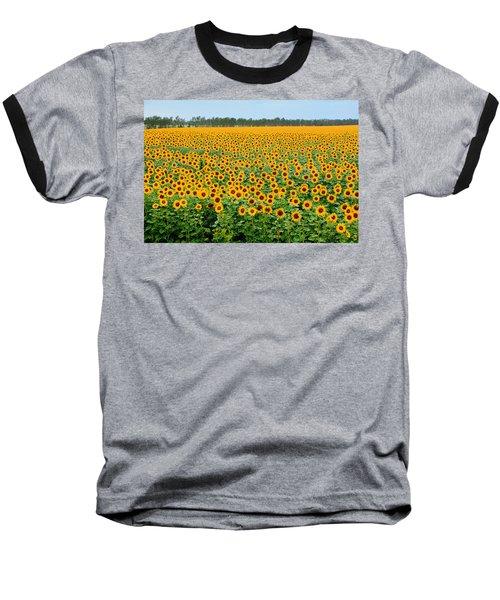 The Field Of Suns Baseball T-Shirt