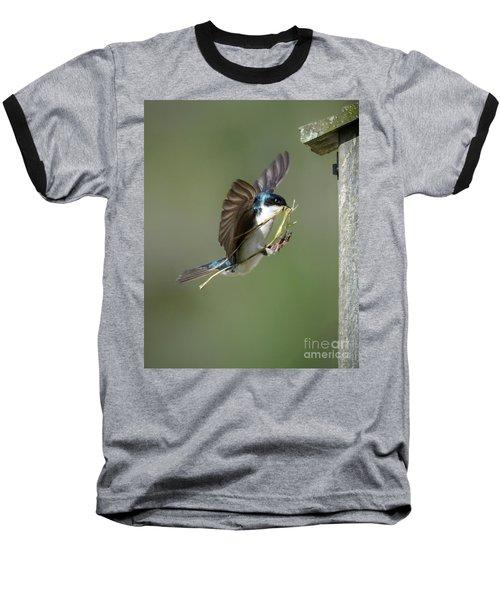 The Finishing Touches Baseball T-Shirt