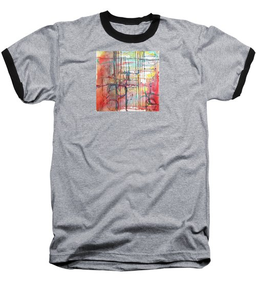 The Fire Within Baseball T-Shirt