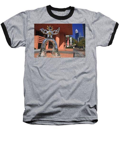 The Firebird At The Bechtler Museum In Charlotte Baseball T-Shirt
