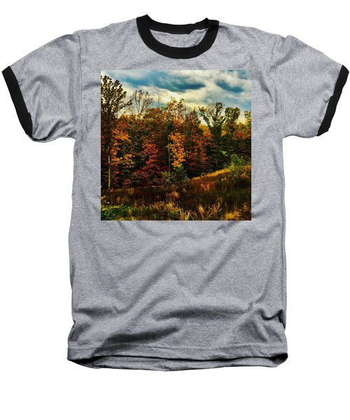 The First Days Of Fall Baseball T-Shirt