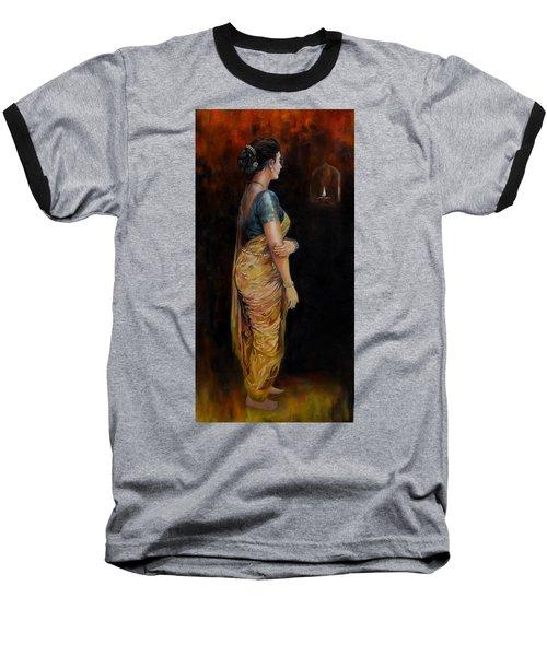 The First Diwali Baseball T-Shirt