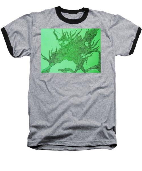 The Fish Tank Baseball T-Shirt