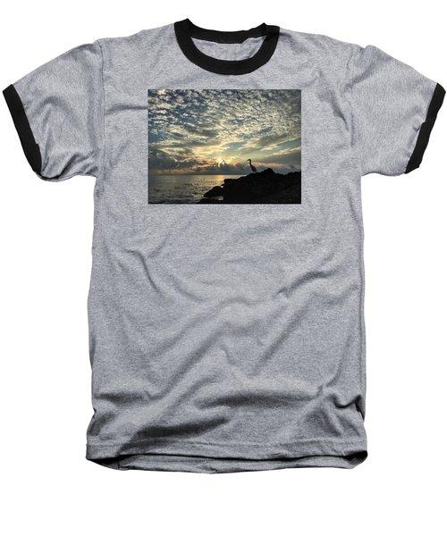 The Fisherman Baseball T-Shirt