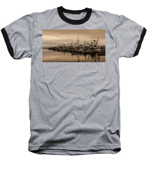 The Fishing Fleet Baseball T-Shirt