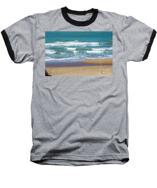 The Fishing Pole Baseball T-Shirt
