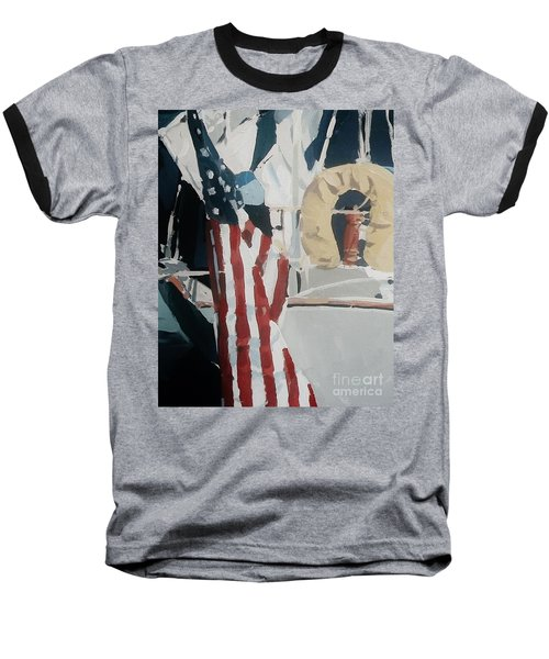 The Flag Baseball T-Shirt