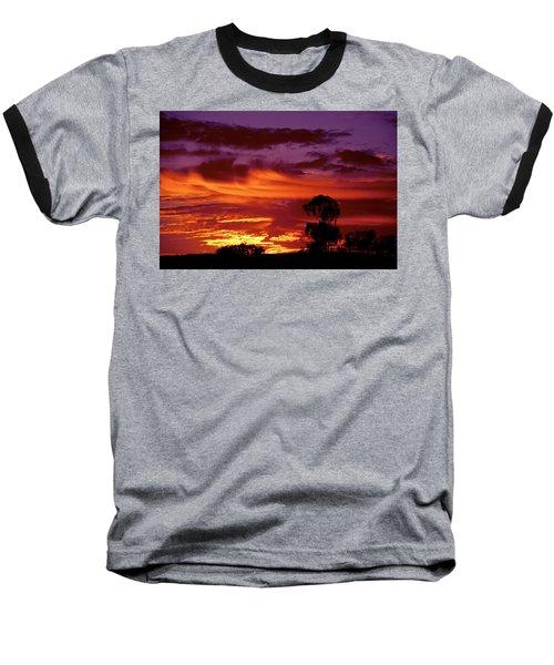 The Flame Thrower Baseball T-Shirt