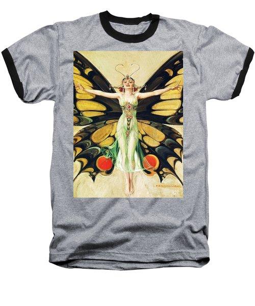 The Flapper Baseball T-Shirt