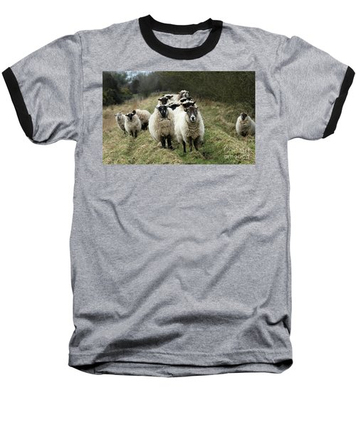The Flock 2 Baseball T-Shirt