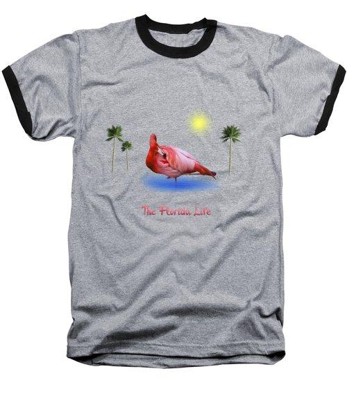 The Florida Life Baseball T-Shirt