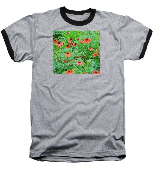 The Flower Garden Baseball T-Shirt