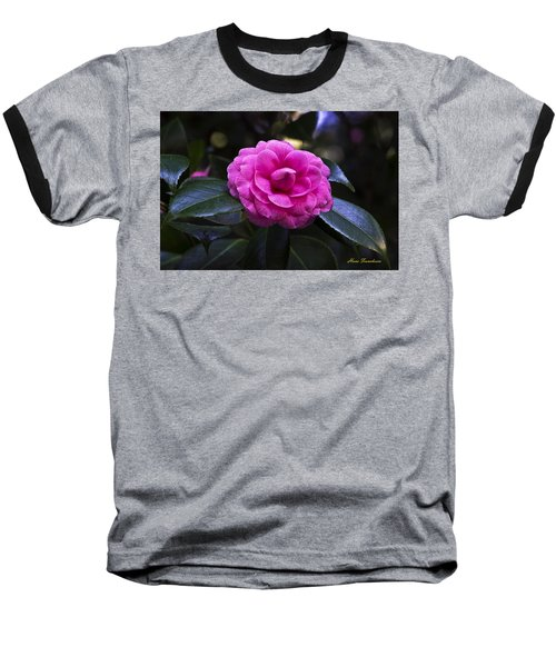 The Flower Signed Baseball T-Shirt