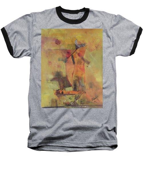 The Flying Dutchman Baseball T-Shirt