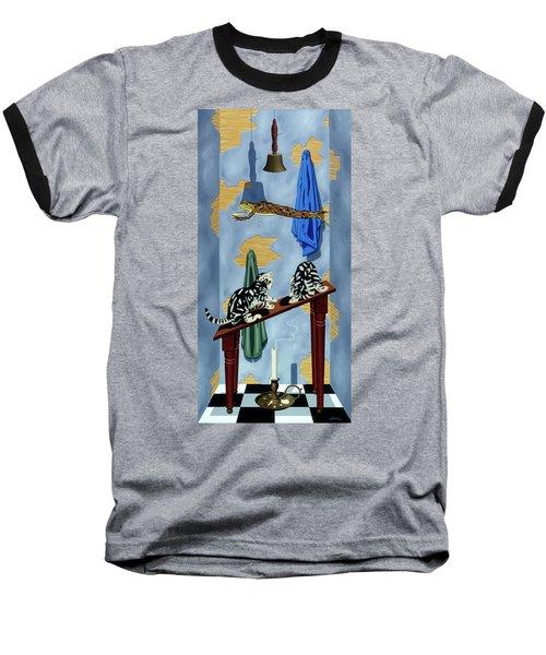 The Flying Frog Baseball T-Shirt