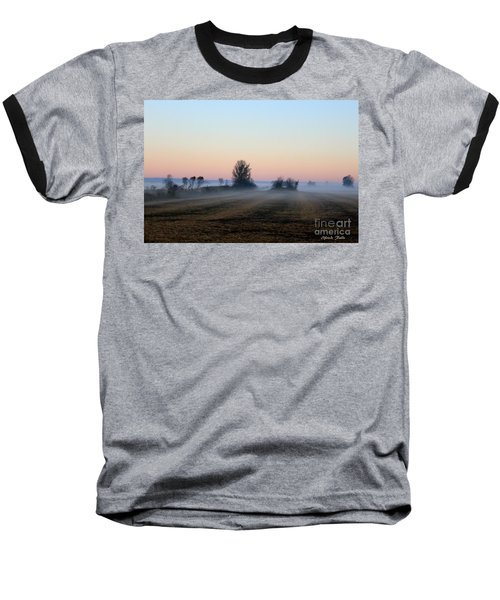 The Fog Baseball T-Shirt