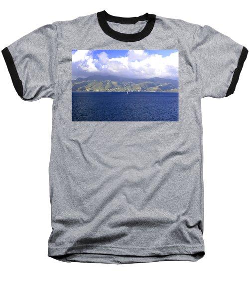 The Fog Lifts Baseball T-Shirt