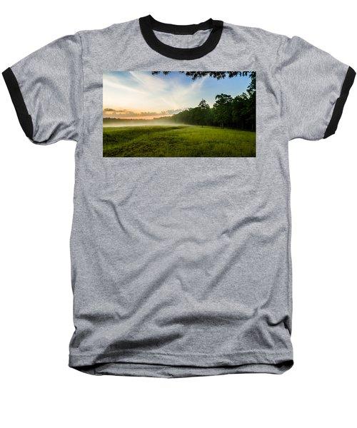 The Fog Of War Baseball T-Shirt