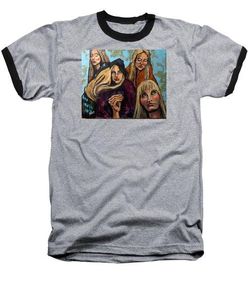 The Folk Singer Baseball T-Shirt