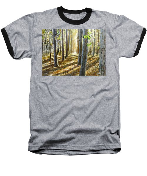 The Forest And The Trees Baseball T-Shirt