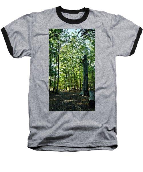 The Forest Baseball T-Shirt