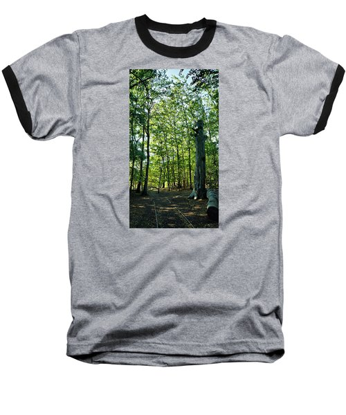 The Forest Baseball T-Shirt