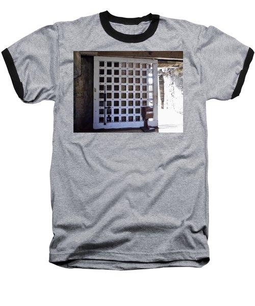 The Fort Door Baseball T-Shirt